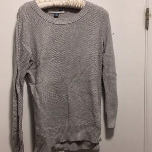Grey Maternity sweater